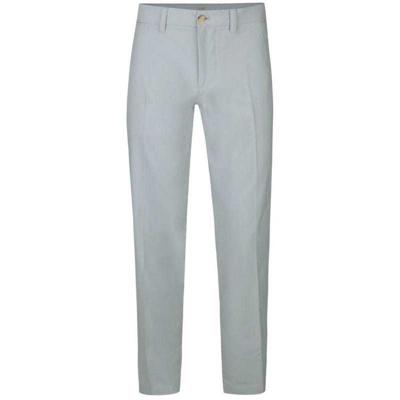 J.LINDEBERG MENS ELOF REG FIT LIGHT POLY PANT - STONE GREY
