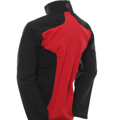 Galvin Green Mens Andres GORE-TEX® Paclite® Stretch Jacket - BLACK RED