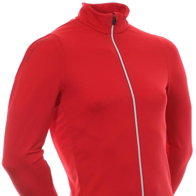 Galvin Green Mens Dustin Insula Golf Jacket - RED
