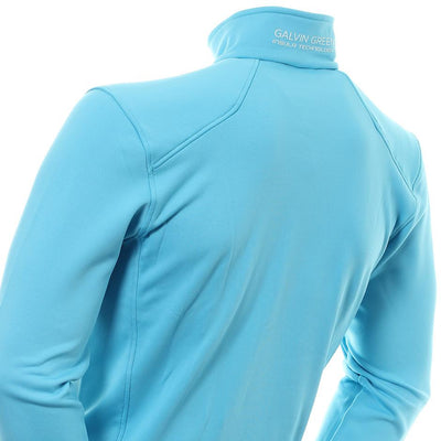 Galvin Green Mens DWAYNE Tour Insula Body Warmer Pullover - RIVER BLUE