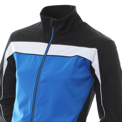 Galvin Green Mens Leon Interface-1 Jacket - BLACK/BLUE