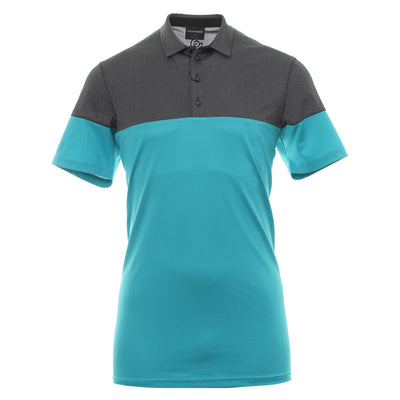 Galvin Green Mens MILTON VENTIL8™ PLUS Polo - Bluebird
