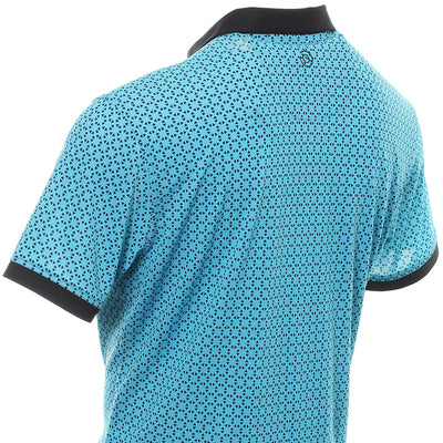 Galvin Green Mens MONTE VENTIL8™ PLUS Polo - BLUEBIRD