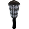 Belding DRIVER Head cover - DIAMOND PRINT