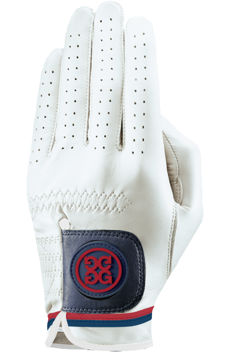 G/Fore Women's SPECIAL EDTION COMPETITION STRIPE GOLF GLOVE