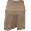 Catwalk Piper Knit Skort - Sand