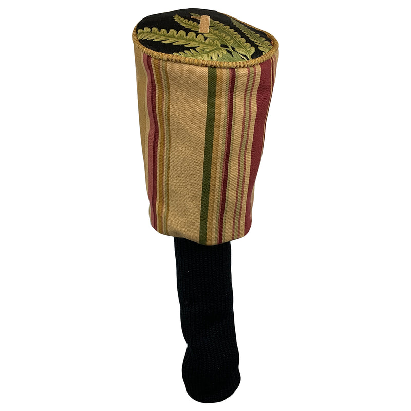 Belding DRIVER Head cover - LEAF PRINT