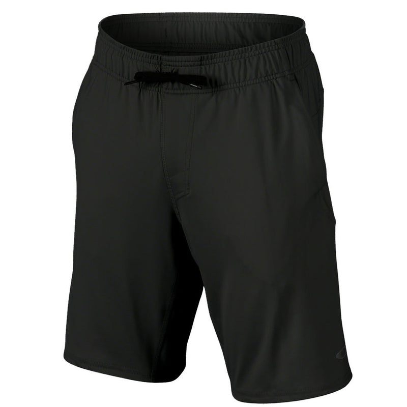Oakley Mens RICHTER KNIT Multi Sport Training Shorts - Blackout