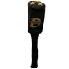 Belding THREE WOOD Head cover - BLACK FAUX LEATHER