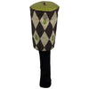 Belding DRIVER Head cover - PINEAPPLE PRINT