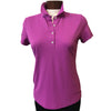 Colmar Women's Short Sleeve Top - Mauve