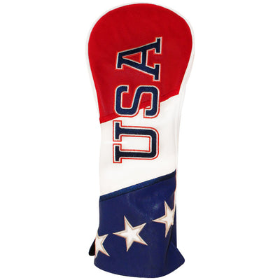 USA Limited Edition Driver & Putter Head Cover