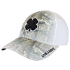 Black Clover - HUNT LUCKY - WHITE - FITTED HAT