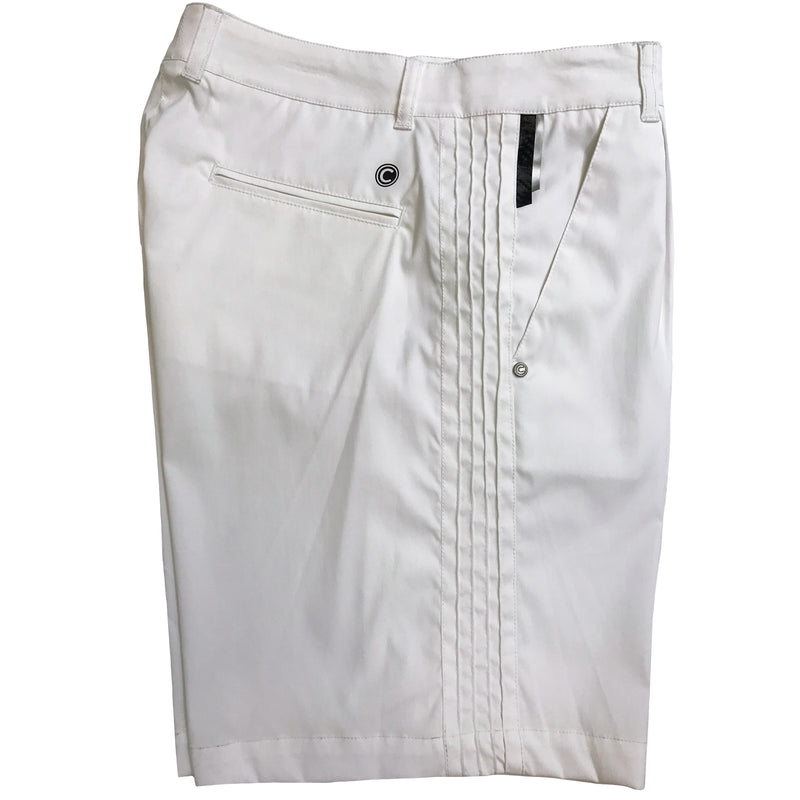 Colmar Women's Golf Shorts - White