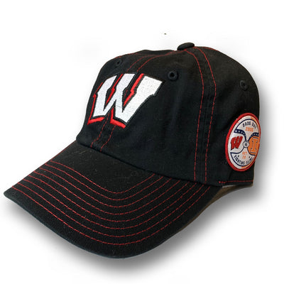 American Needle College Football Wisconsin Badgers Adjustable Hat