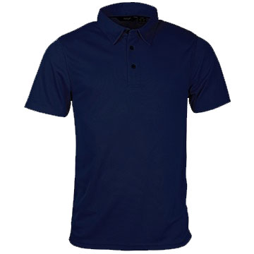 Abacus Men's Yarc Polo - Navy