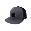 Black Clover Youth - LUCKY - ADJUSTABLE - Navy / Grey