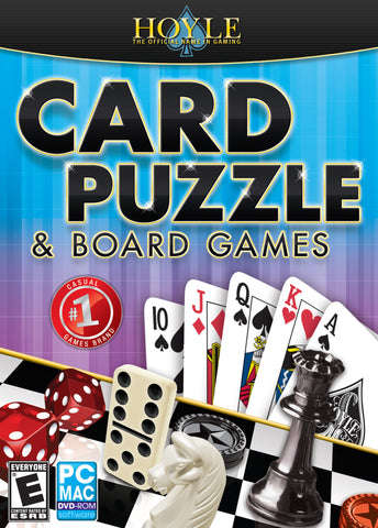 Hoyle 2013 Card, Puzzle and Board Games - Mac