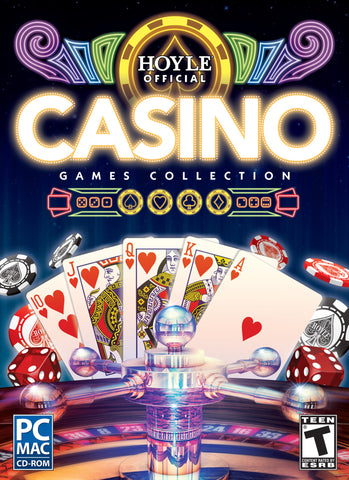 Hoyle Official Casino Games Collection - Windows
