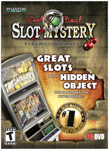 Reel Deal Slots: Mystery Pyramid Conspiracy
