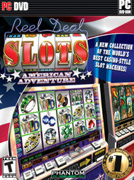Reel Deal Slots: American Adventure