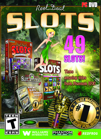 Reel Deal Slots: 3 Pack