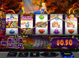WMS Slots: Alice & The Mad Tea Party