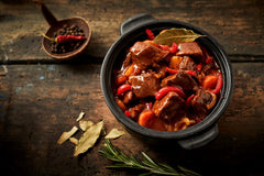 Paprika is a main ingredient in Hungarian Goulash