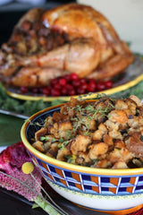 Thyme Complements Turkey & Other Poultry