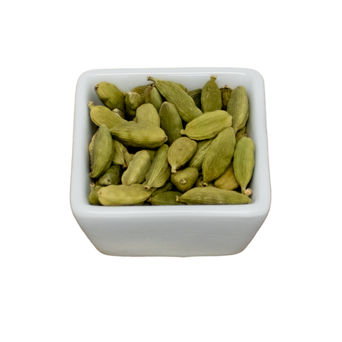 Cardamom Pods, Green - Whole, Organic