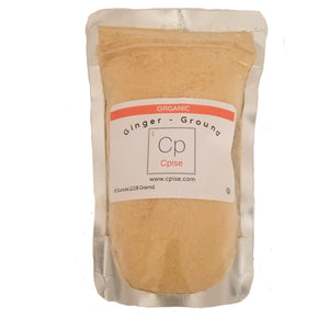 Organic Ginger - Bulk Bag