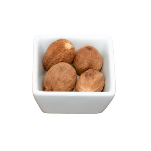 Organic Nutmeg - Whole