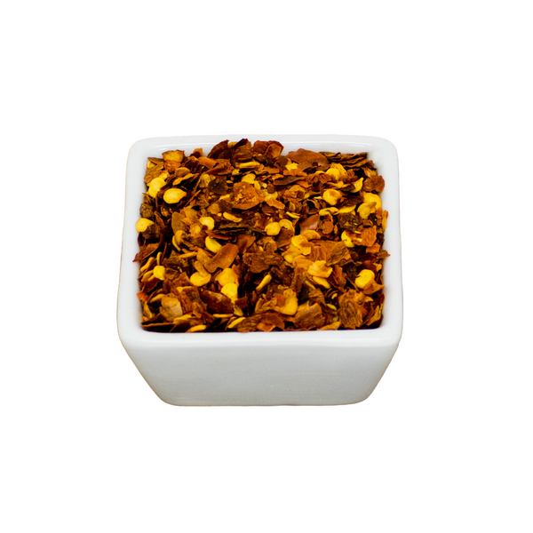 Organic Crushed Red Chili Pepper Flakes - Bulk Bag