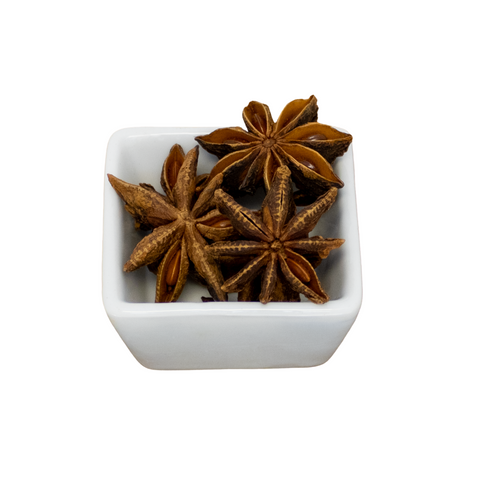 Star Anise - Whole, Organic