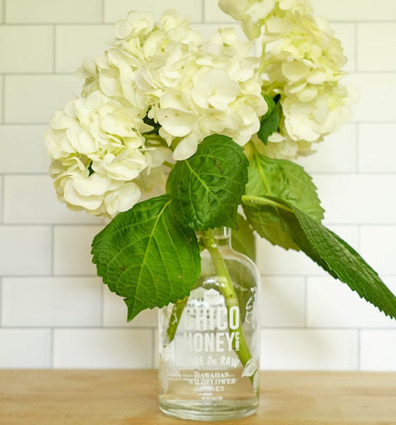 Repurpose Your Chico Honey Jars!