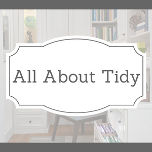 All About Tidy Organizational Products
