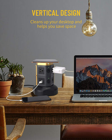 Home office charging station