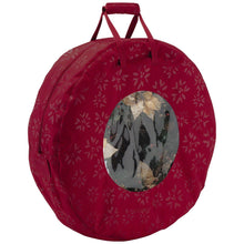 Seasonal Large Wreath Organizer Protective Storage Bag