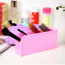Ecofriendly Plastic Home Office / Drawer Storage Box Organizer Container