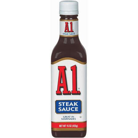 A1 Steak Sauce, 15 oz