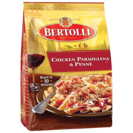Bertolli Skillet Meal For 2 Chicken Parmigiana & Penne, 24 oz