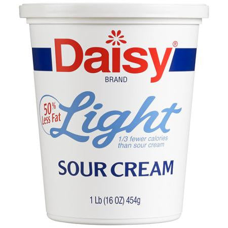Daisy Light Sour Cream, 16 oz