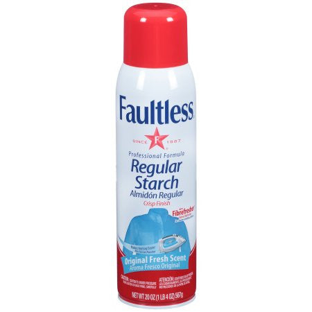 Faultless Original Fresh Scent Regular Starch 20 oz. Can