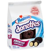 Hostess Donettes Chocolate Frosted Mini Donuts, 11.25 oz