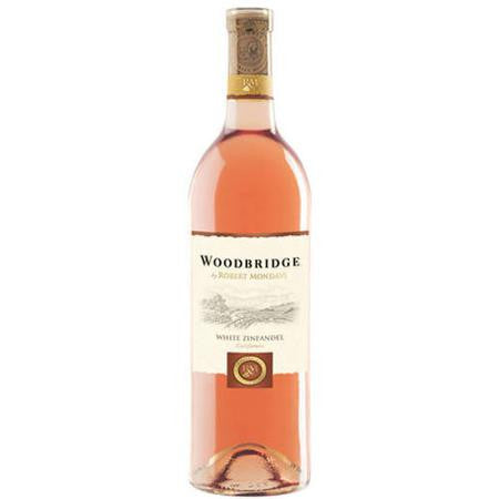 Woodbridge by Robert Mondavi White Zinfandel Wine, 1.5 L
