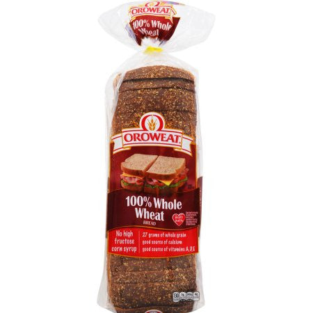 Arnold 100% Natural Soft Whole Wheat Bread