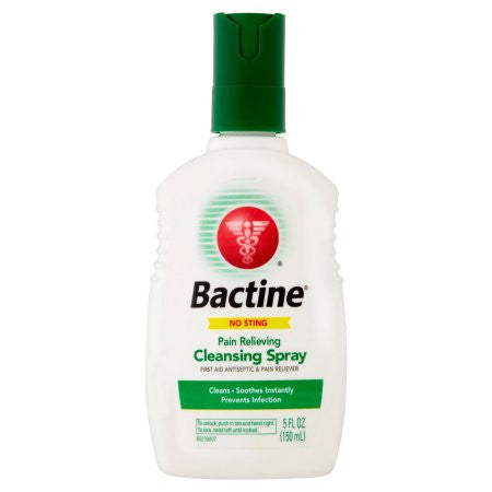 Bactine Cleansing Spray, 5 oz