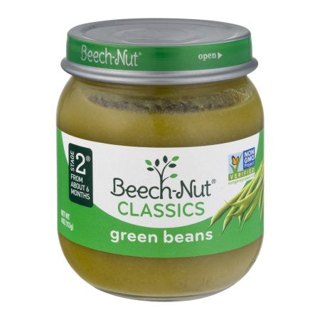 Beech Nut Baby Food Flavors Stage