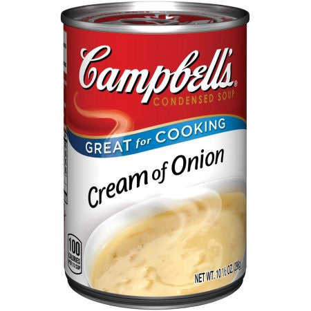 Campbell's Cream Of Onion Condensed Soup, 10.5 oz