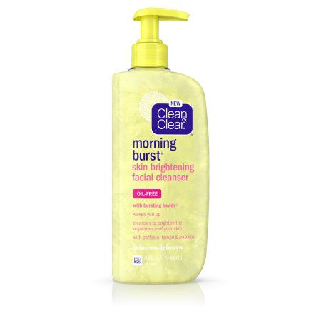 Clean & Clear Cleansers Morning Burst Skin Brightening Scrub, 5 oz